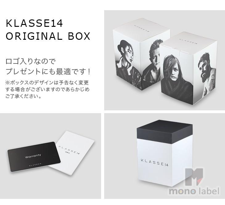 KLASSE14ボックス説明