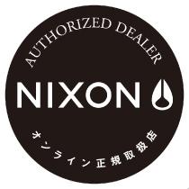 NIXON正規オンライン販売店ロゴ