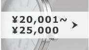 \20,001~\25,000
